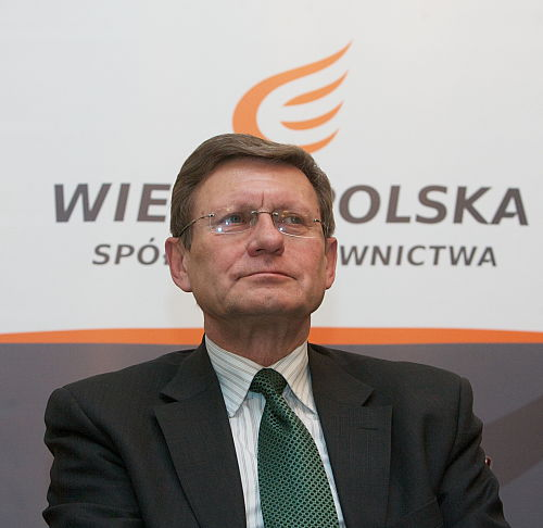 """Prof. Leszek Balcerowicz otrzymał """"Złotego Hipolita"""""""