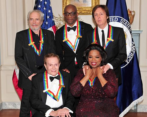 USA: przyznano prestiżowe Kennedy Center Honors