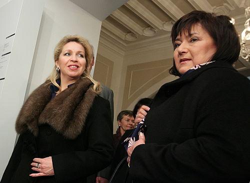 Pierwsze damy Polski i Rosji zwiedziły Muzem Fryderyka Chopina