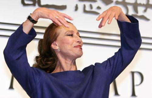 Primabalerina Maja Plisiecka obchodziła 85-lecie w Paryżu