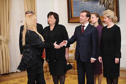 Maryla Rodowicz: przy prezydencie Rosji miałam tremę