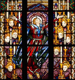 Witraże Józefa Mehoffera w katedrze we Włocławku