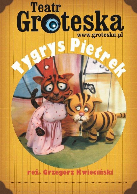 """""""Tygrys Pietrek"""" na II Festiwalu Spektakli Dziecięcych MałaTalia w Tarnowie"""