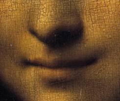 Uśmiech Mona Lisy…
