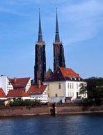 Miejsce gdzie narodził się Wrocław – Katedra.