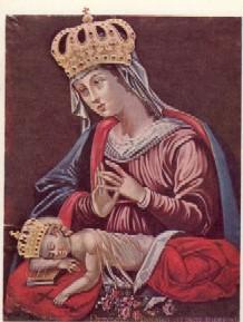 Wyjątkowa Pieta – Bolesna Madonna z Dzieciątkiem.