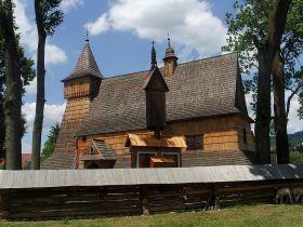 Dębno – kościół świętego Michała Archanioła.
