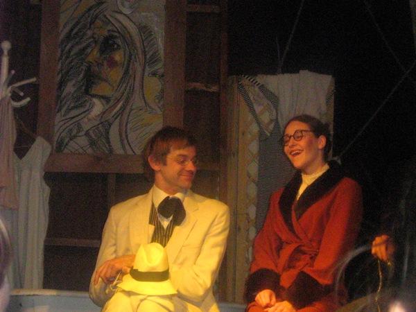 """Pasja kreowania groteskowych światów –""""Appendix"""" w Teatrze U Przyjaciół."""