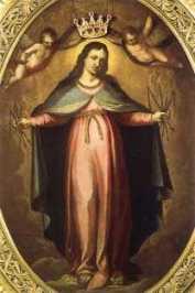 Patronka stolicy – Matka BożaŁaskawa.