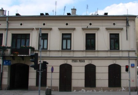 Warszawska Praga. Wielokulturowość ulicy Ząbkowskiej