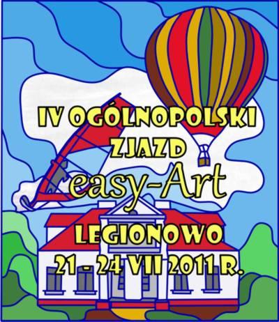 Spotkania z witrażami i literaturą – Legionowo 2011
