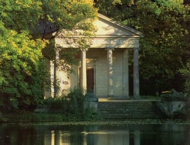 Polska Arkadia – o romantycznym parku pod Nieborowem