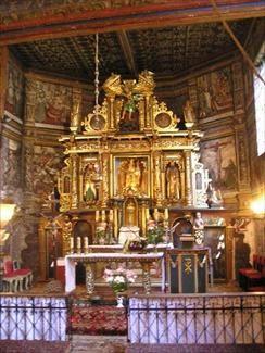 Binarowa – kościół św. Michała Archanioła.