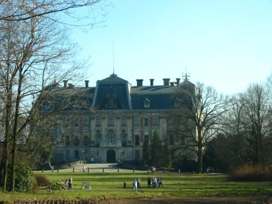 Zamek Hochbergów w Pszczynie.
