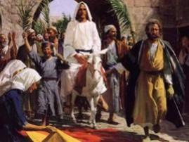 Jezusek palmowy i palmy w świetle Niedzieli Palmowej…