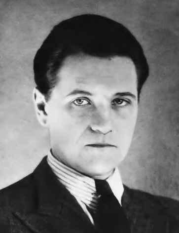 Eugeniusz Bodo – aktor filmowy, rewiowy i teatralny.