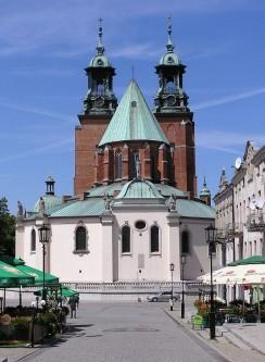 Katedra w Gnieźnie.