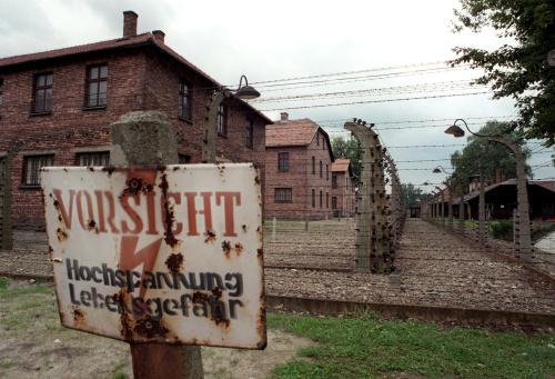 Niemcy przekażą 60 mln euro na muzeum Auschwitz