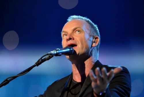 Sting będzie gwiazdą na urodzinach Polskiego Radia w Teatrze Polskim