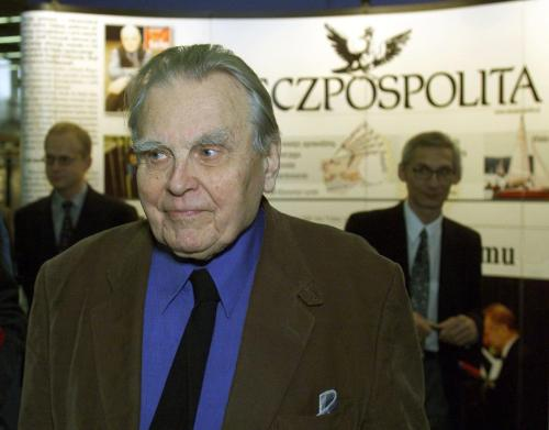 Rok Czesława Miłosza będzie obchodzony na Litwie i w Polscew 2011 roku