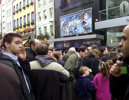 Francja: Rekordowa liczba widzów w kinach w 2010 roku