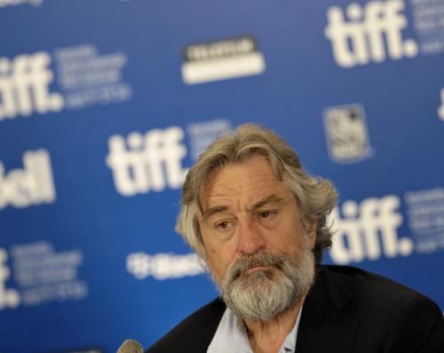 Robert De Niro przewodniczącym jury festiwalu w Cannes