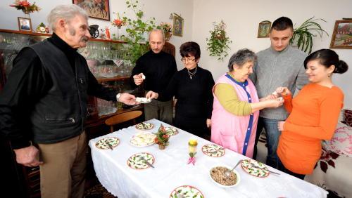 Podkarpackie: Boże Narodzeniechrześcijan wschodnich