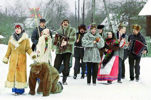 Na Białorusi Boże Narodzenie,Kaliady i po prostu wolny dzień