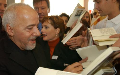 Książki Paulo Coehlo zakazanew Iranie