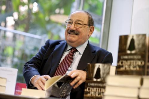 Wydawniczy sukces Umberto Eco