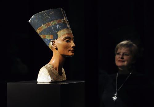 Egipt żąda od Niemiec zwrotu słynnego popiersia Nefretete