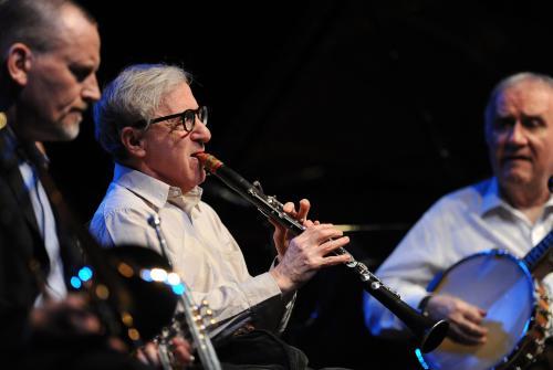 Woody Allen wystąpi ze swoim zespołem w Katowicach