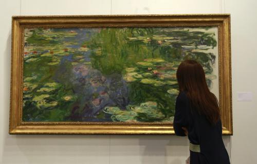 Wystawa Moneta podbiła Paryż