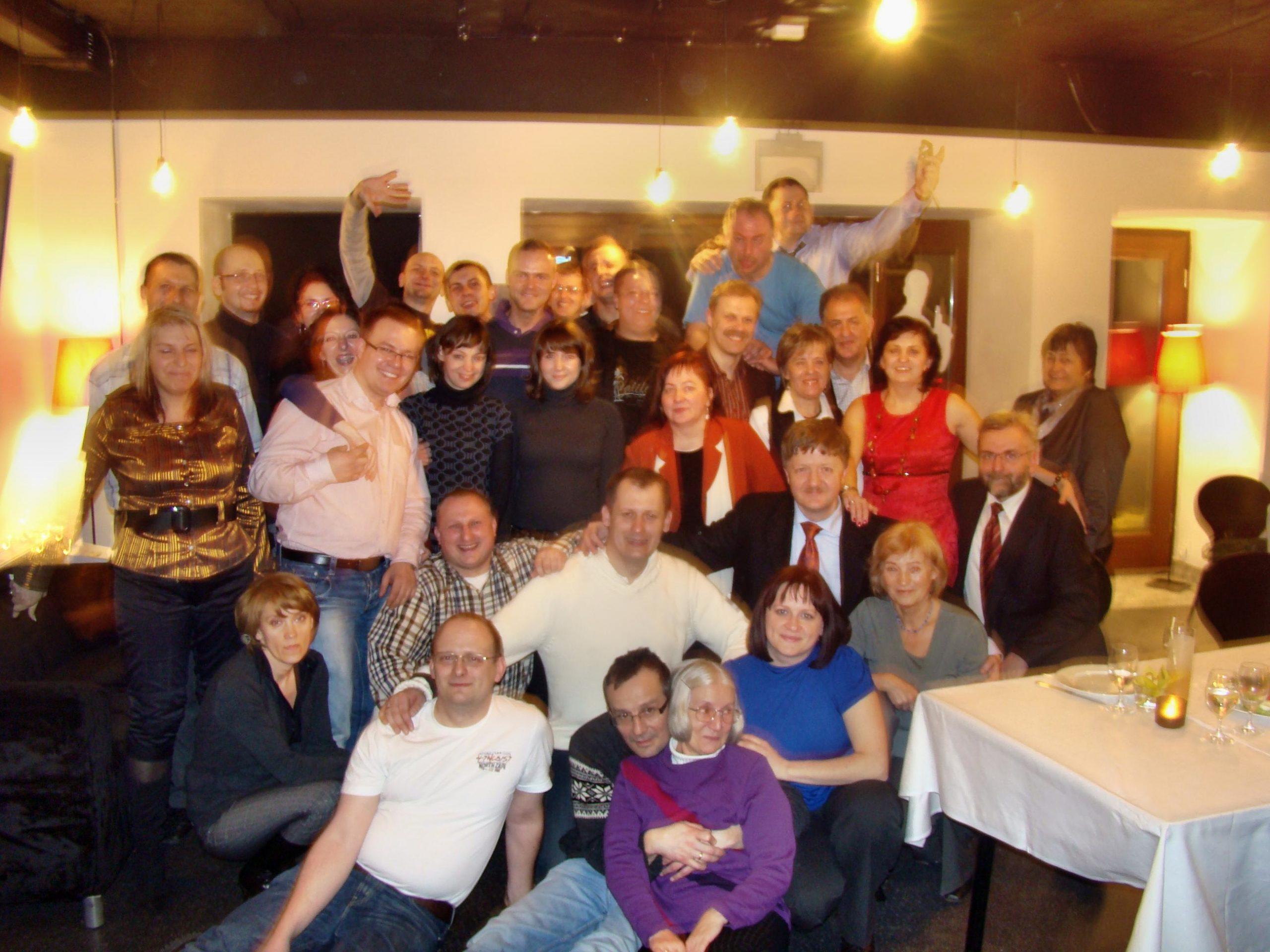 Spotkanie Kamila w dniu 10 stycznia 2009 roku