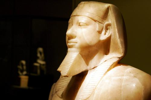 Minister Hawas: Muzeum Egipskie jest bezpieczne
