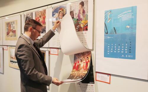 Nagrodzono najlepsze kalendarze na 2011 rok