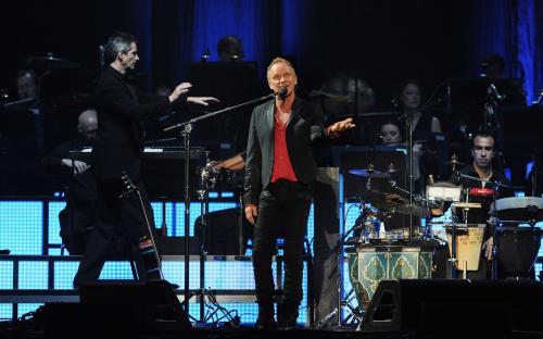 18 czerwca koncert Stinga w Trójmieście