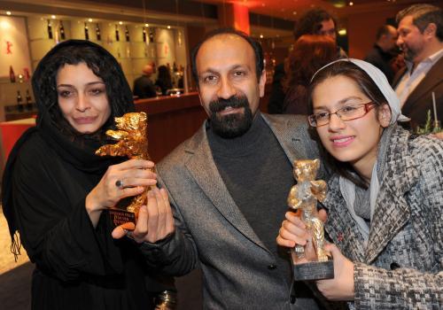 """Niemcy: irański film """"Nader iSimin. Separacja"""" najlepszy na Berlinale"""