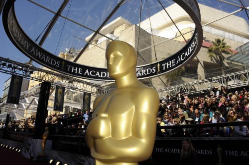 """""""Jak zostać królem"""" Toma Hoopera dostał Oscara dla najlepszego filmu"""