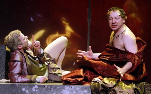 """""""Lorenzaccio"""" w reż. Jacques'a Lasalle'a – w sobotę w Teatrze Narodowym"""