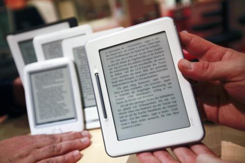 E-czytelnicy czekają na tani czytnik
