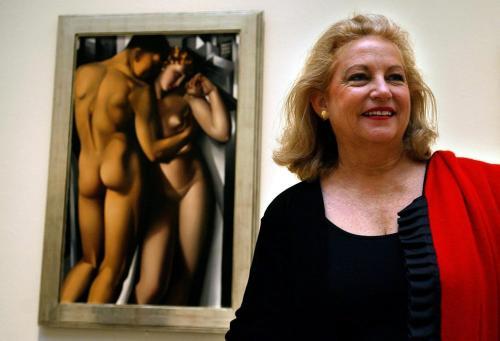 Wielka wystawa prac Tamary Łempickiej w Rzymie