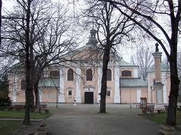 Warszawska Praga. Kościół Matki Boskiej Loretańskiej