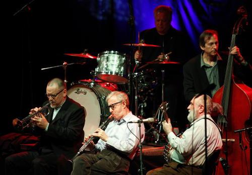 Woody Allen: muzyka to po prostu moje hobby