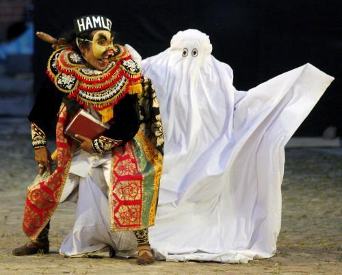 50. Międzynarodowy Dzień Teatru – w niedzielę