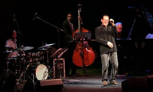 Jazzman Kurt Elling wystąpił w Gorzowie na jedynym koncercie w Polsce