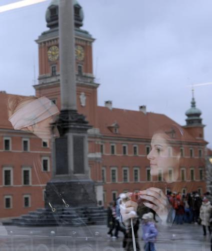 Plany Warszawy w staraniach otytuł Europejskiej Stolicy Kultury