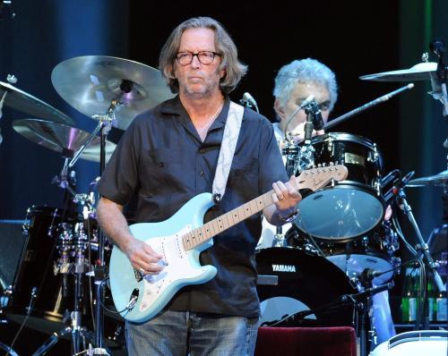 Eric Clapton kończy 66 lat
