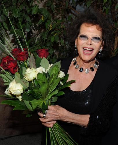 Claudia Cardinale gościem specjalnym Philips Cinema Mundi wŁodzi