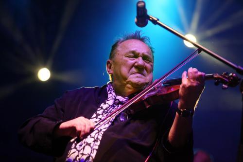 Michał Urbaniak gwiazdą VI Śląskiego Festiwalu Jazzowego